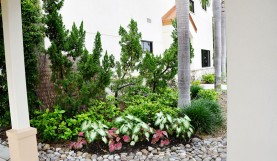 Commercial Landscaping<br>Moorings Presbyterian Church