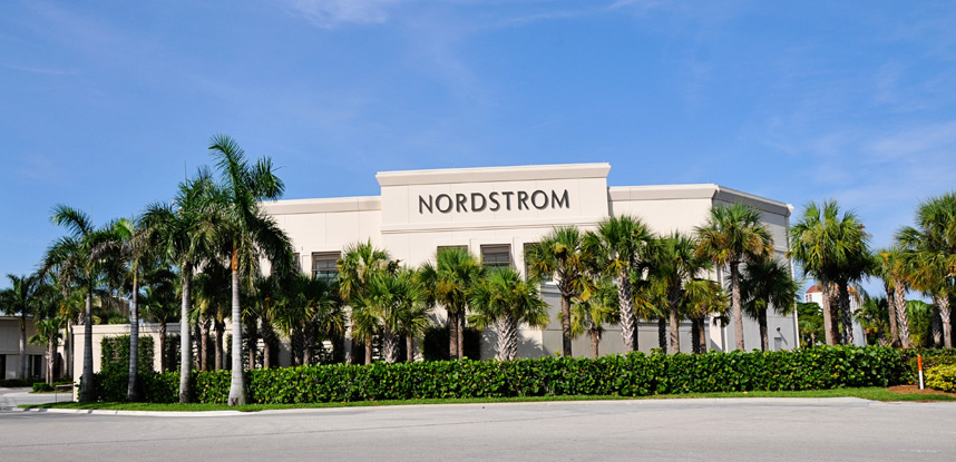 Commercial Landscaping Waterside Shops, Naples Florida
